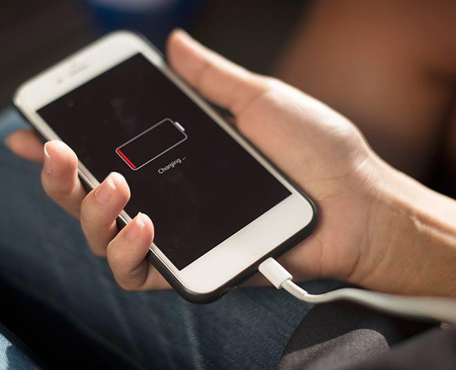 Smartphone charging tips