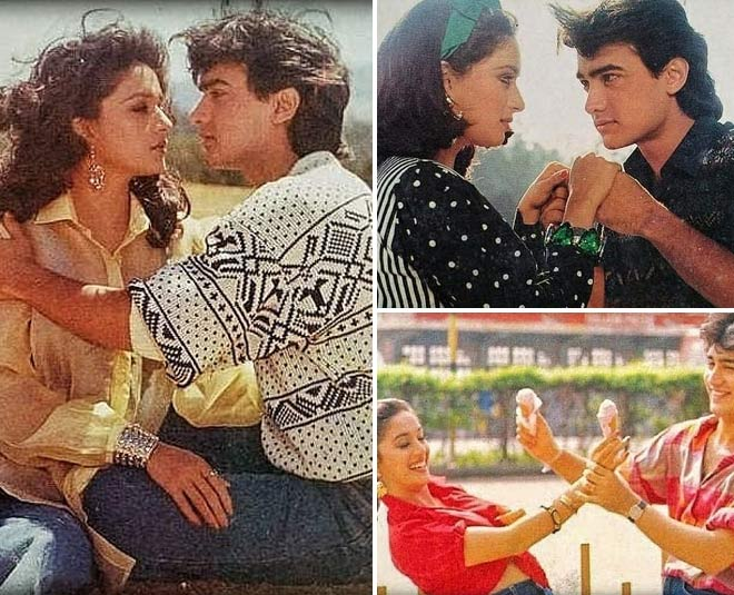 best aamir khan and madhuri dixit movie dil