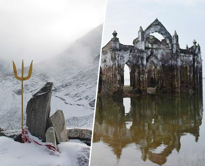 best and mysterious places in india