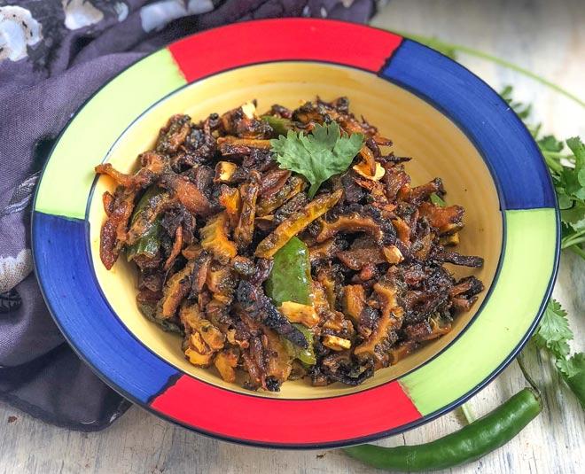 bitter gourd or karela recipes main