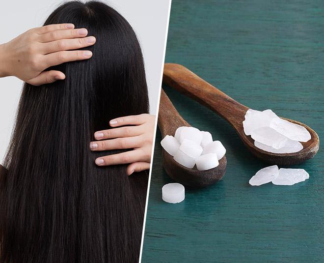 camphor oil benefits hair