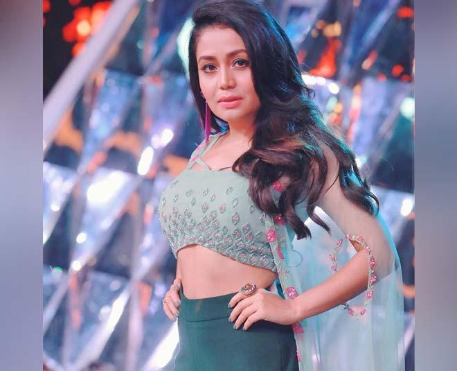 Neha Kakkar Birthday 7 Crop Tops From Neha S Wardrobe We Want To Steal This Summer