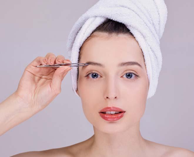 home remedies for eyebrow dandruff