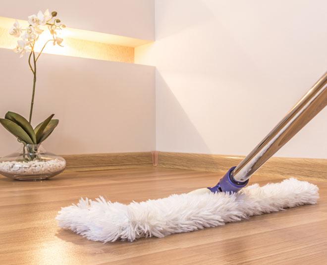 keep wooden flooring to marble flooring clean main
