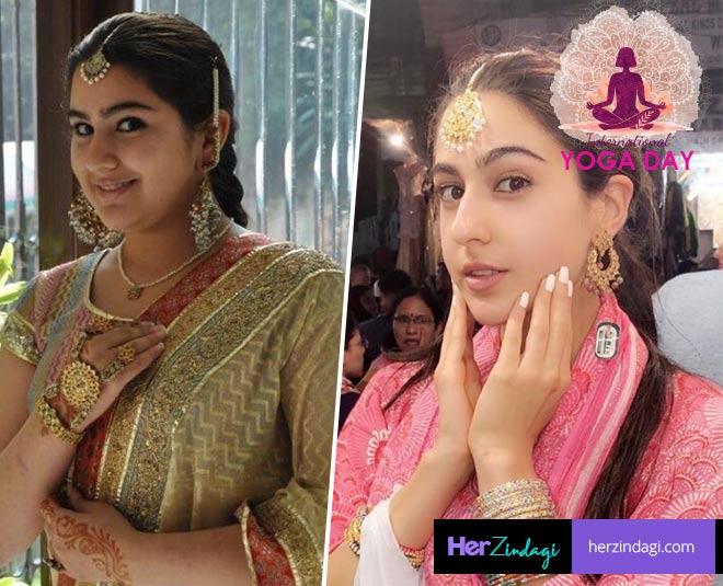 loose face fat like sara ali khan main