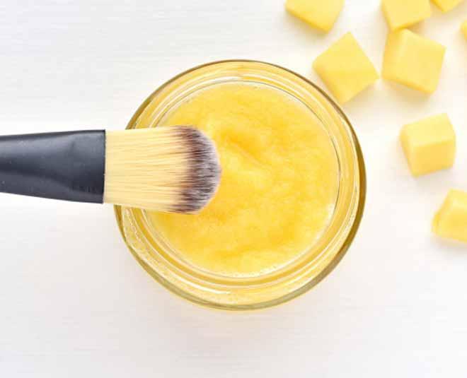 mango facial recipe