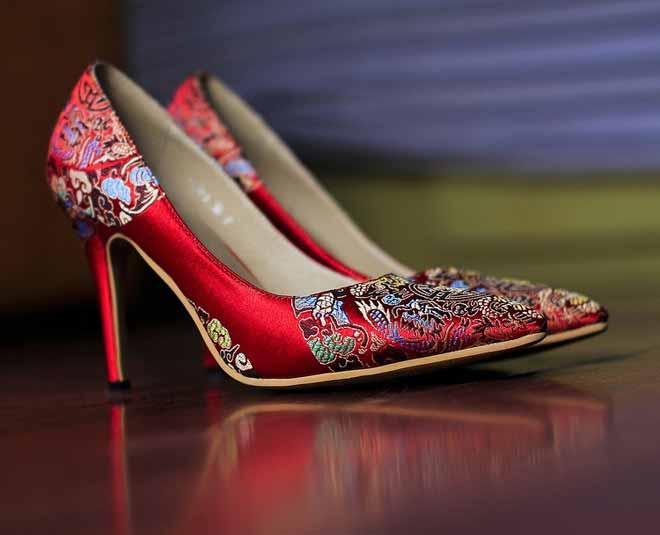right heels