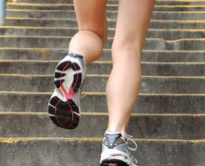 stairs workout gym