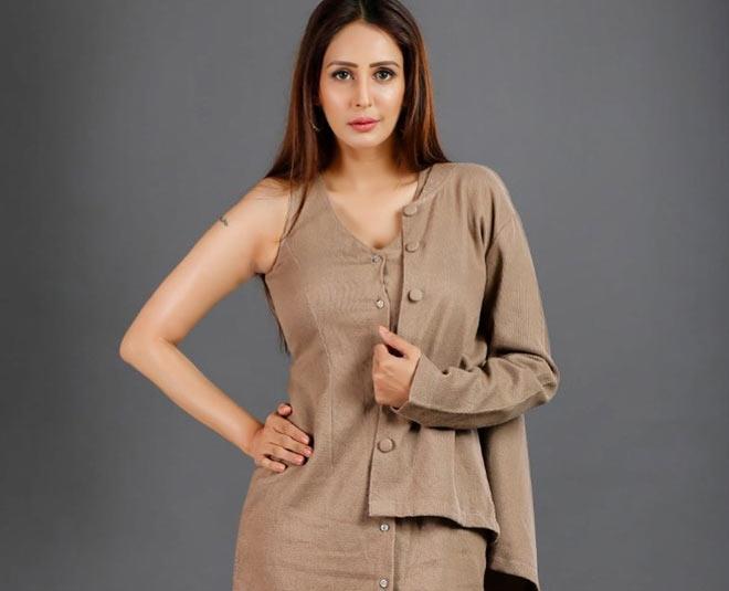 tv actress chahat khanna summer looks