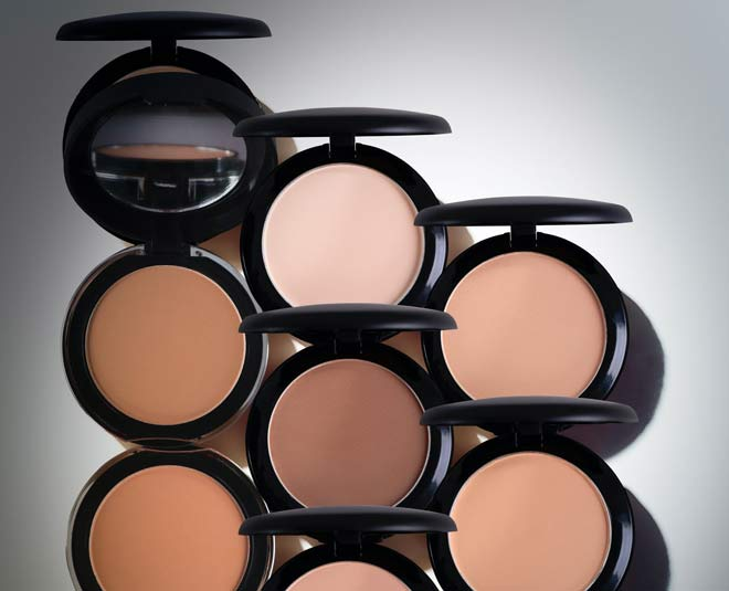 types of face powders