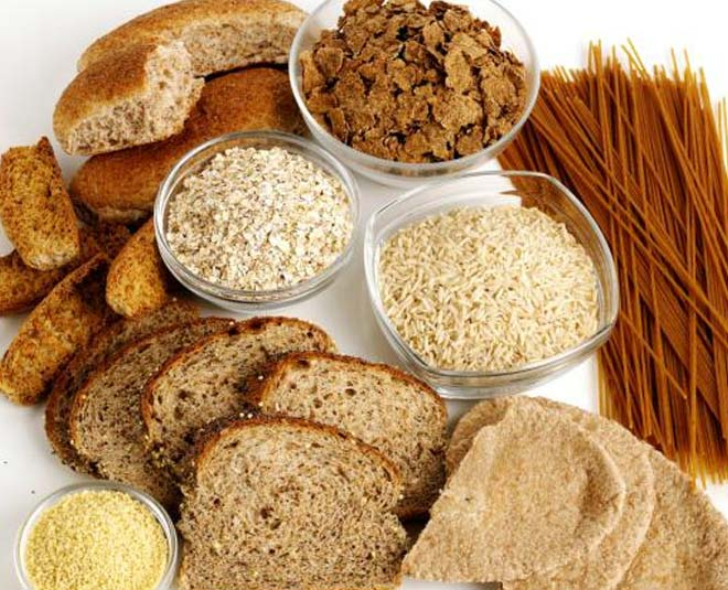 whole grain food for better health main