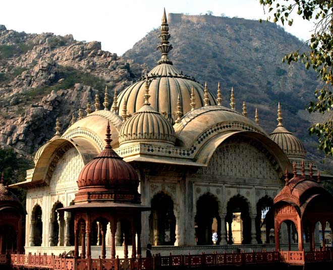 alwar fort architecture main