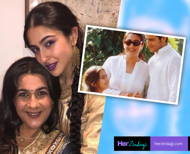 best throwback details of sara ali khan