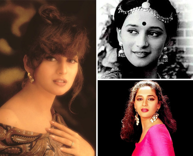 best throwback photos of madhuri dixit