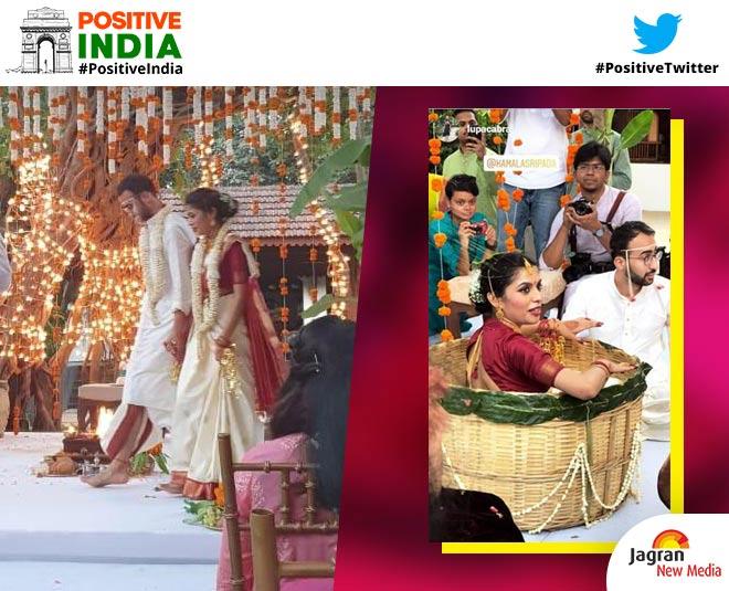best wedding rituals positive india