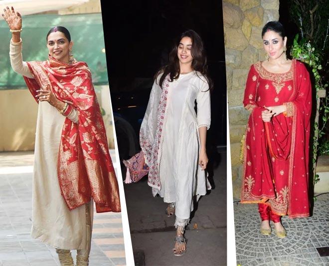 bollywood actresses in kurta m