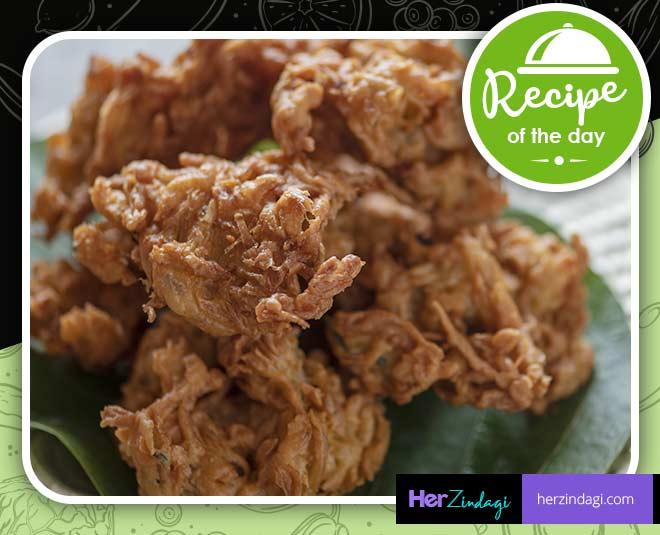 california walnut kanda bhaji easy and tasty main