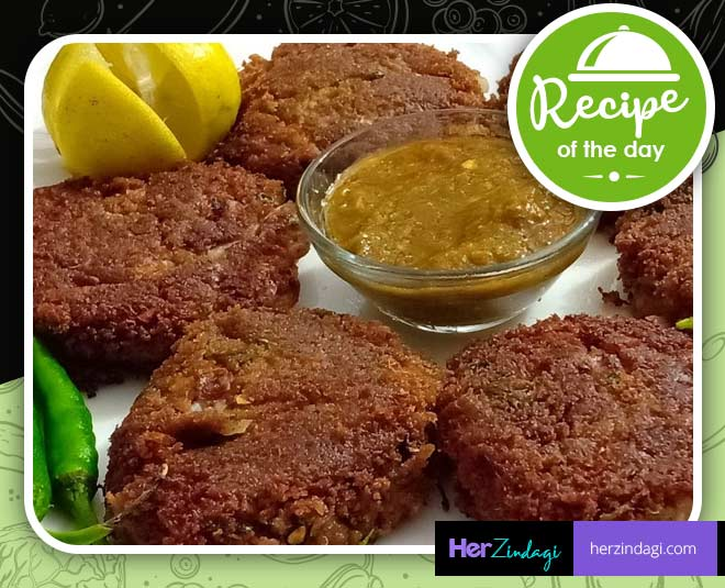 easy and simple recipe of Soya Kebab TIPS