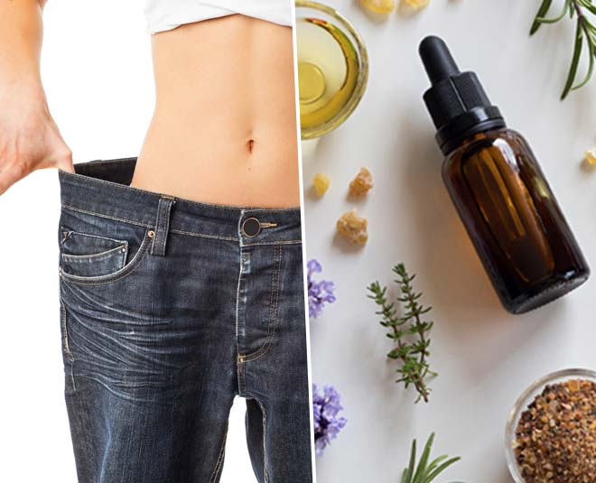essentional oil weight loss