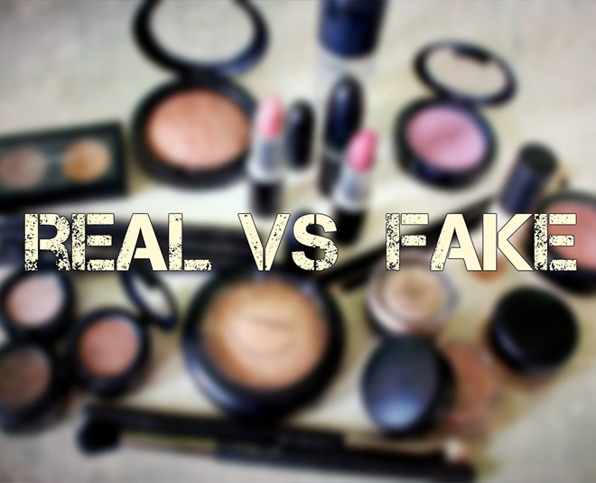 fake real makeup