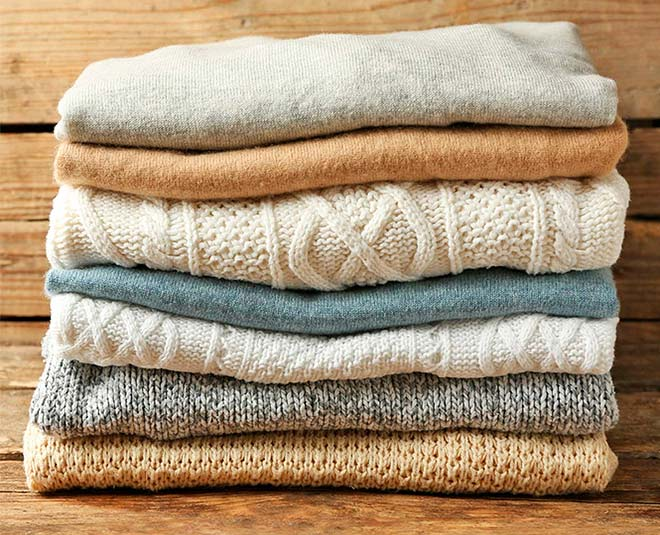 how to store woollen clothes MAIN