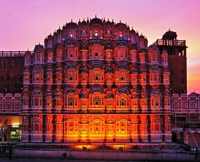 interesting facts hawa mahal
