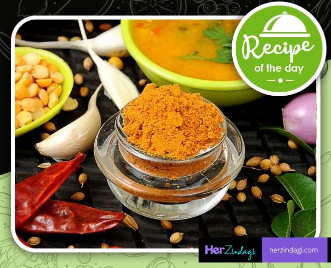 powder sambar