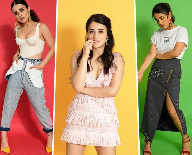 radhika madan looks