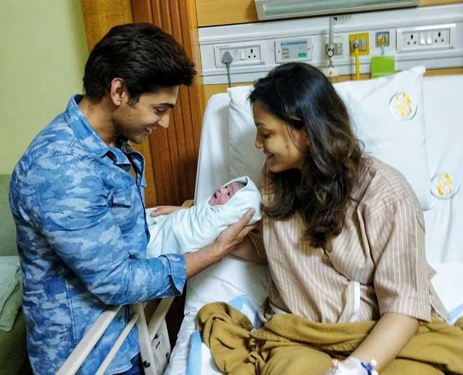ruslaan mumtaz with wife nirali on birth of son main