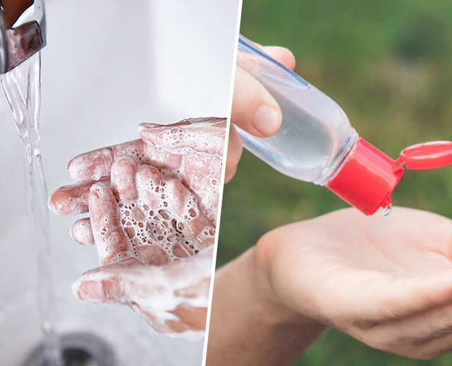 Coronavirus: Hand Sanitiser Vs Soap And Water, Which Is The Best ...