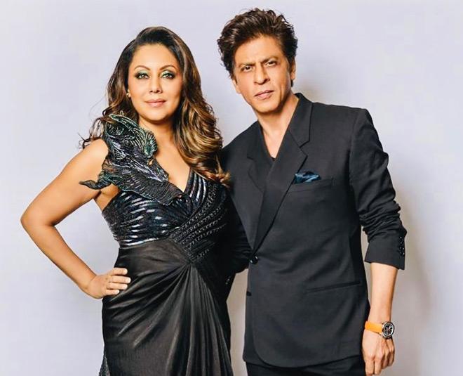 shah rukh khan wife gauri khan main
