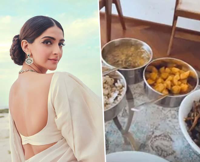 sonam kapoor healthy and tasty food at home coronavirus effect main