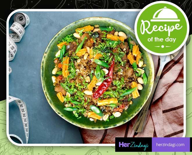 soya poha at home easy recipe food tips