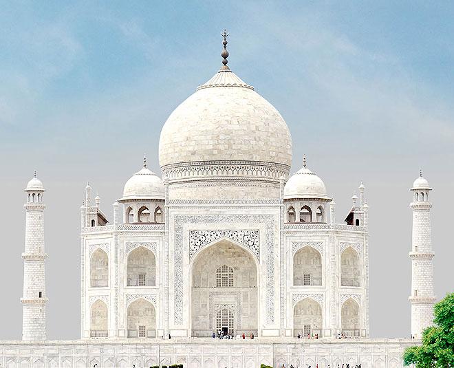 taj mahal impressive monuments main