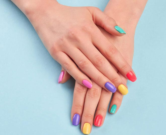 these mistakes harm health of your nails BEAUTY