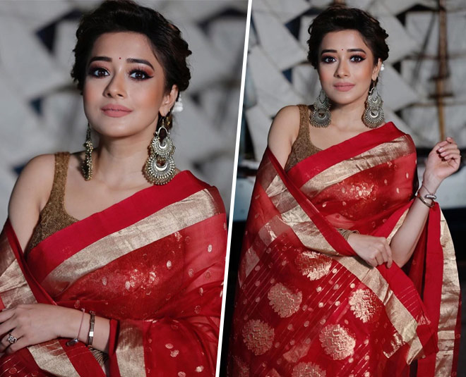 tina dutta in ethnic dress main