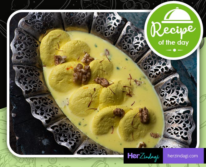 walnut rasmalai