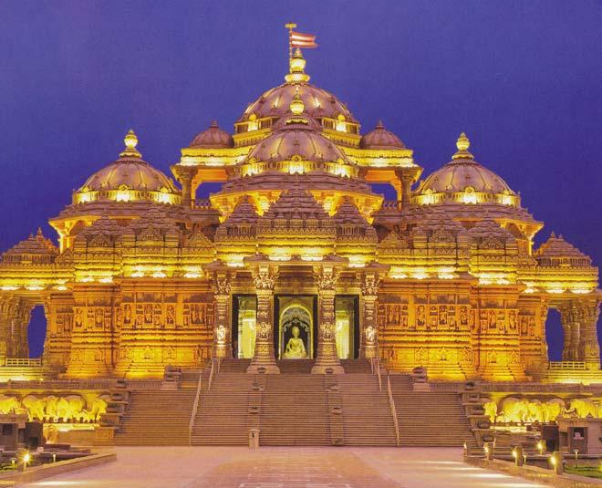 best facts about akshardham temple delhi
