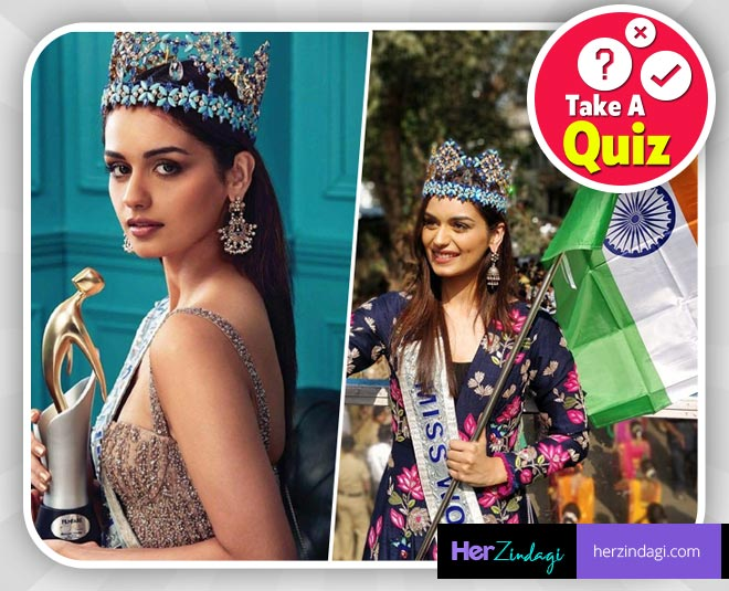 best facts about manushi chhillar