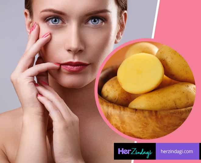 best potato bleach facepack for skin