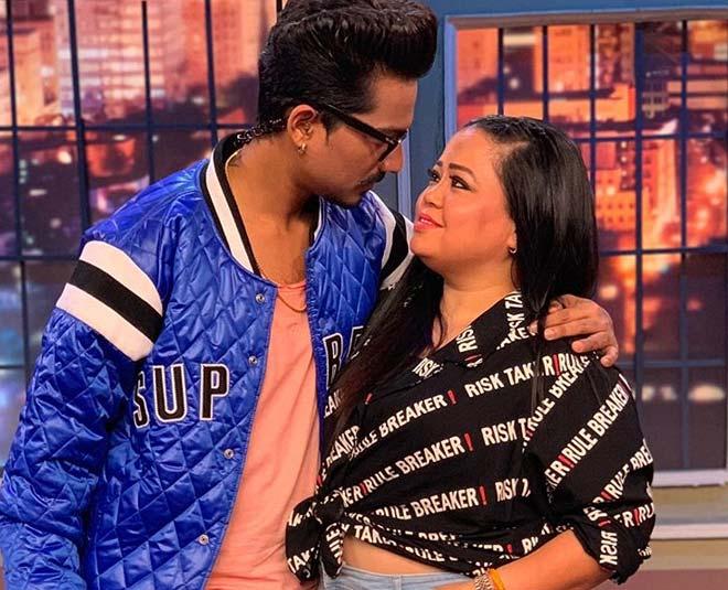 bharti singh haarsh pregnancy plans m