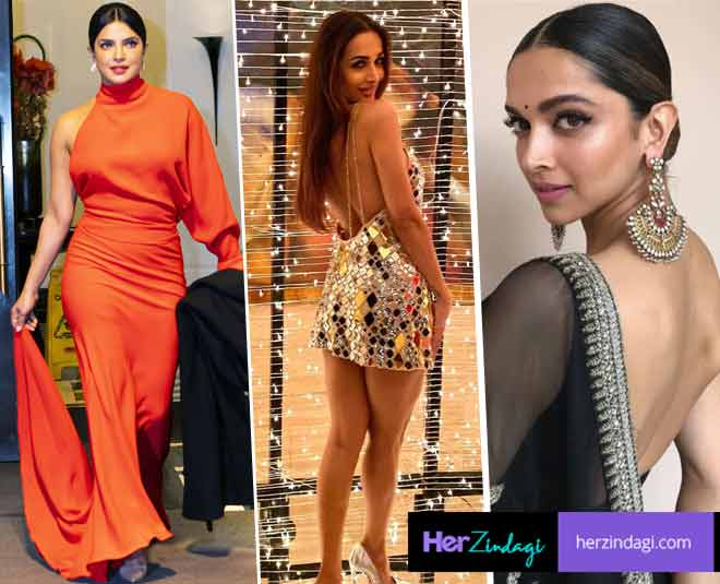bollywood celebs in backless dresses m