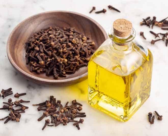 clove oil for acne prone skin