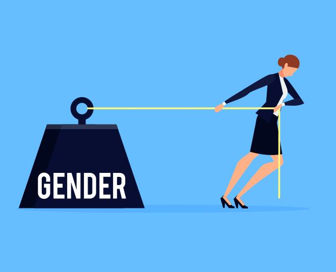 gender discrimination in office
