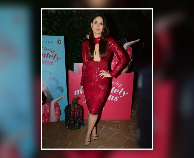 5 Times Kareena Kapoor Showed Us How To Wear Red From Head ...