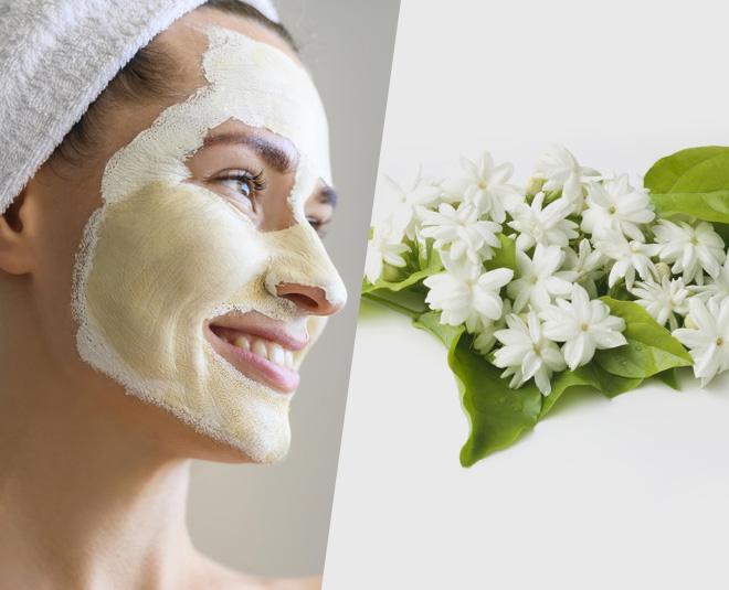 mogra flower Face Packs
