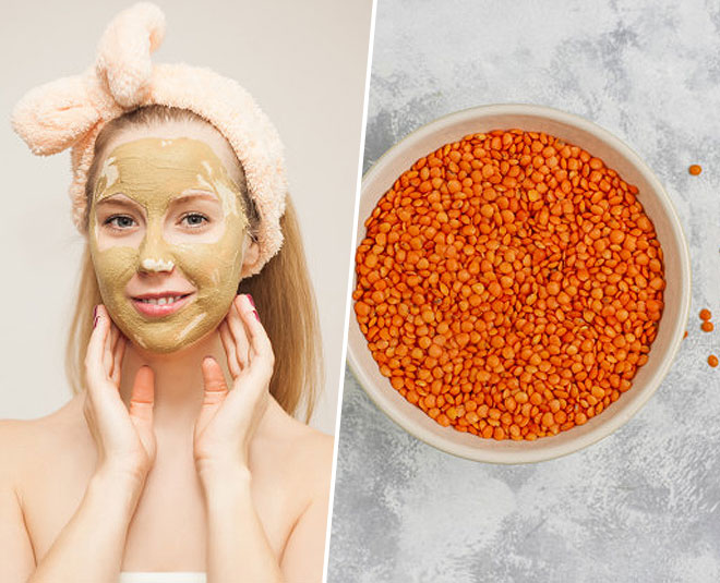 moong dal  face pack