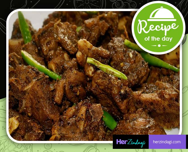 mutton pepper fry easy recipe tips