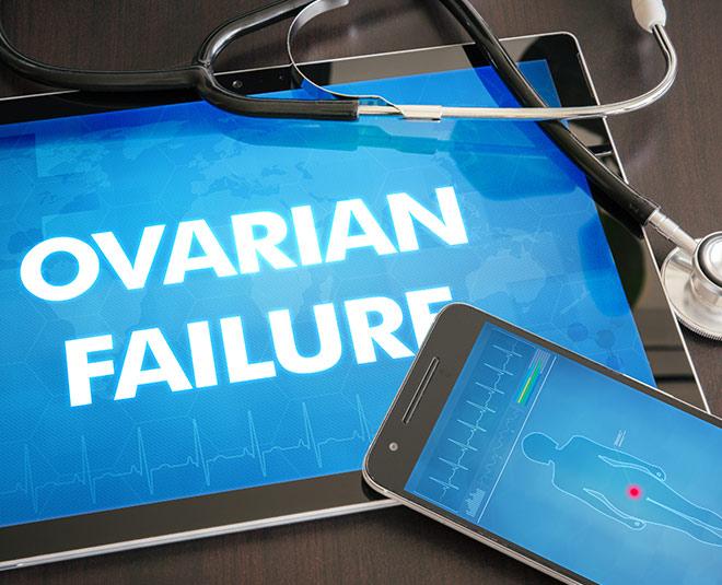 premature ovarian failure causes main