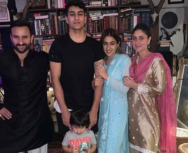 Saif Ali Khan Talked About His Sorrow When He Was Not Allowed To Meet His Children Sara Ali Khan And Ibrahim Ali Khan In Hindi